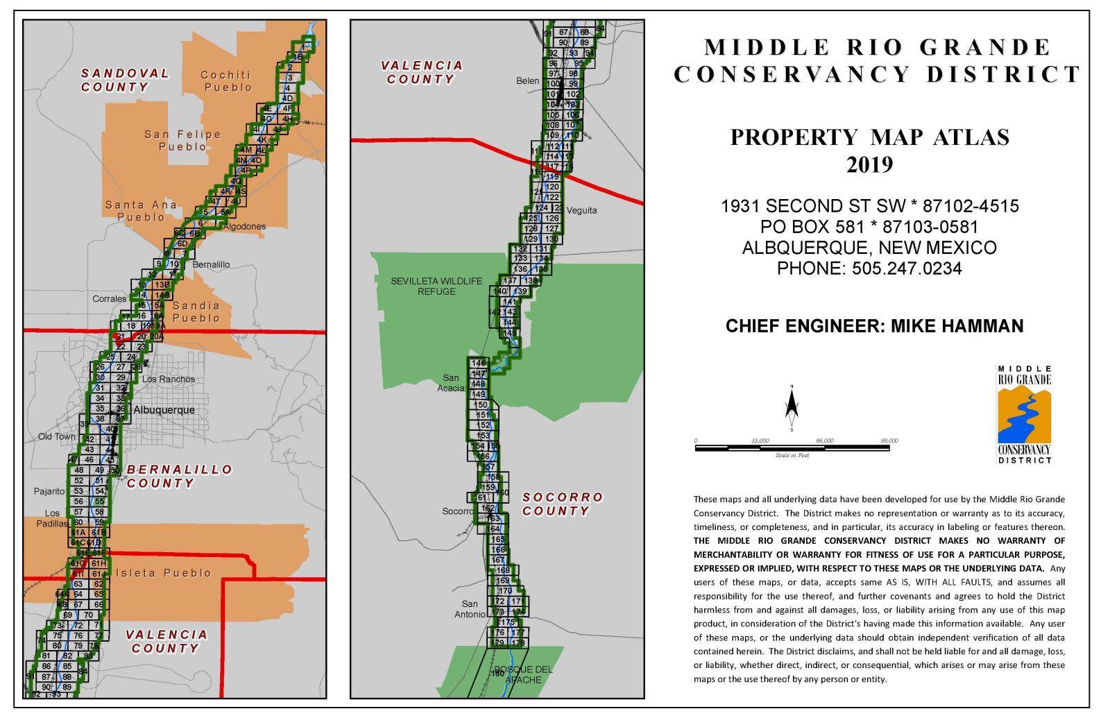 MRGCD Property Map Atlas 2019